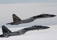 Nga triển khai Su-35 và Su-30SM về quân khu phía Tây