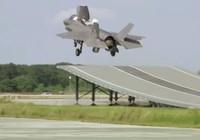 Thủy quân Mỹ bắt đầu thử nghiệm F-35 nhảy cóc