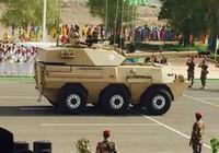 Xe tăng Trung Quốc được 'trình làng' ở Đông Phi