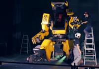 Nhật - Mỹ chuẩn bị cho 'đại chiến' robot khổng lồ
