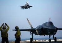 Úc hủy kế hoạch mua 'chim sắt' F-35B cho quân đội