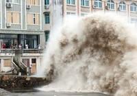 Siêu bão đổ bộ vào Thượng Hải, hàng trăm ngàn dân sơ tán