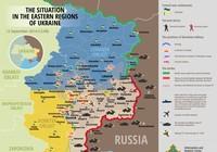 Nga triển khai số lượng quân đội 'kỉ lục' ở biên giới Ukraine