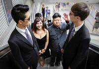 Chàng trai Trung Quốc phẫu thuật để giống với Kim Jong Un
