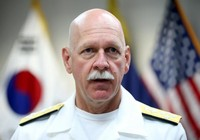 Đô đốc Mỹ nói gì sau khi bay giám sát biển Đông?