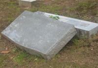 Mỹ: Hơn 100 bia mộ tại nghĩa trang Do Thái bị lật tung
