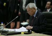Philippines kêu gọi thúc đẩy 'ba dừng' ở Biển Đông