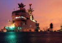 Pháp tìm 'đầu ra' cho tàu đổ bộ Mistral
