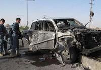 Đánh bom giữ thủ đô Afghanistan, 112 người bị thương