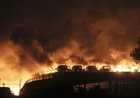 Hình ảnh: Vụ nổ rung chuyển thành phố lớn thứ tư Trung Quốc