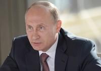 Putin: 'Các lực lượng nước ngoài' đang đe dọa Crimea