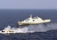 5 tàu hải quân Trung Quốc lần đầu xuất hiện ngoài khơi nước Mỹ