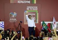 Bầu cử Hy Lạp: Đảng Syriza của ông Tsipras thắng
