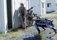 Robot chiến đấu của Google mở ra tương lai cho bộ binh