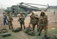 Zaslon - Đội đặc nhiệm 'tuyệt mật' của Nga ở Syria