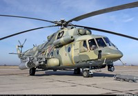 Trực thăng chiến đấu của Nga tham gia vào các chiến dịch ở Syria