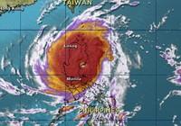 Siêu vòi rồng Koppu đổ bộ vào Philippines