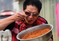 'Vua ớt' Trung Quốc ăn 2,5 kg ớt/ngày