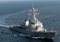 Tàu khu trục hiện đại nhất của Mỹ đến Nhật Bản