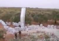 IS chế bom chống Nga không kích bằng bao cao su