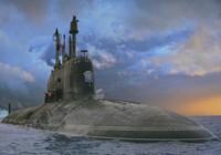 Nga phát triển tàu ngầm nguyên tử thế hệ mới