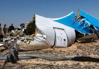 Nhiều quan chức Nga tin thảm họa A321 là do đánh bom