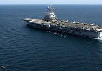 Hải quân Pháp và quân đội Nga 'hợp quân' chống IS