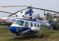 Lại thêm một trực thăng rơi tại Nga
