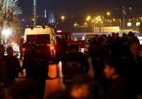 Video: Nổ bom tại nhà ga Thổ Nhĩ Kỳ