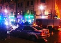 Nổ ở trung tâm Moscow, ba người bị thương