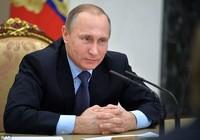 Tổng thống Nga: 'Hy vọng không cần vũ khí hạt nhân để đánh khủng bố'