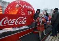 Coca-Cola 'dính scandal' vụ Nga sáp nhập Crimea