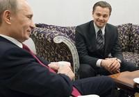 Tài tử điện ảnh Mỹ mong ước đóng vai tổng thống Nga Putin
