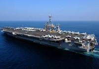 Mỹ điều siêu tàu sân bay thứ hai tới châu Á
