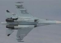 Tiêm kích Nga chặn máy bay do thám của Mỹ trên biển Đen