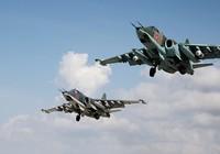 Không quân Nga triệt phá hơn 1.900 cơ sở khủng bố tại Syria