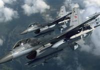 Máy bay Thổ Nhĩ Kỳ xâm phạm không phận Hy Lạp 22 lần một ngày