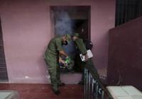 Cuba điều động 9.000 quân chống virus Zika