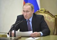 Dân Nga ủng hộ ông Putin tiếp tục làm tổng thống