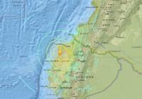 Động đất 7,8 độ Richter tại Ecuador, ít nhất 28 người chết