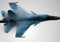 Su-34 ném bom phá băng, 'giải cứu' vùng ngập lụt tại Nga
