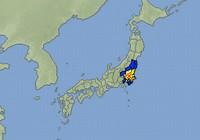 Động đất làm rung chuyển thủ đô Tokyo, Nhật Bản