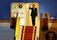[Infographics] Tổng thống Obama đi cùng ai đến Việt Nam?