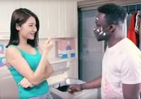 Hãng bột giặt Trung Quốc xin lỗi vì quảng cáo 'phân biệt chủng tộc'