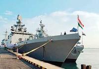Tàu hải quân Ấn Độ đến biển Đông, cập cảng Philippines