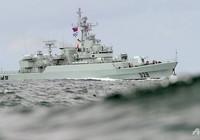 Tàu chiến Trung Quốc tham gia diễn tập Vành đai Thái Bình Dương