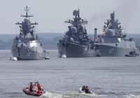 Phát hiện Nga triển khai căn cứ sát biên giới Ukraine