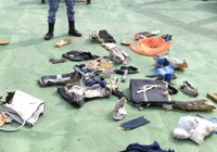 Đã tìm thấy xác máy bay Ai Cập bị mất tích