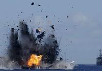 Tàu cá Trung Quốc lại bị bắt giữ vì đánh bắt trái phép
