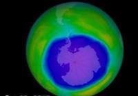 Lỗ hổng tầng ozon tại Nam cực bắt đầu thu nhỏ